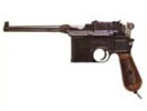 Mauser Model 1896 Self Loading Pistol