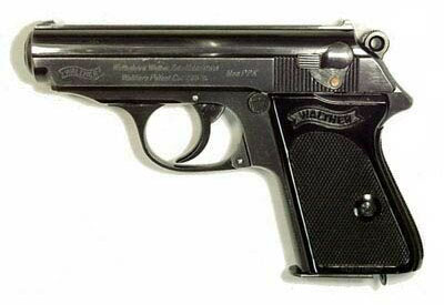 Walther PPK Pistol
